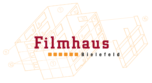 Filmhaus Bielefeld Logo Bauplan