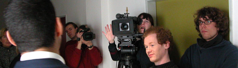 Seminare Kurzfilmworkshop Filmhaus Bielefeld