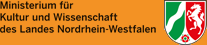 Logo Ministerium für Kultur und Wissenschaft
