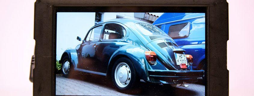 Monitor Small HD DP6