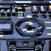 Atomos Ninja2, im Koffer mit 2 x 240GB SSD Speicher, Converter SDI-HDMI und Zubehör