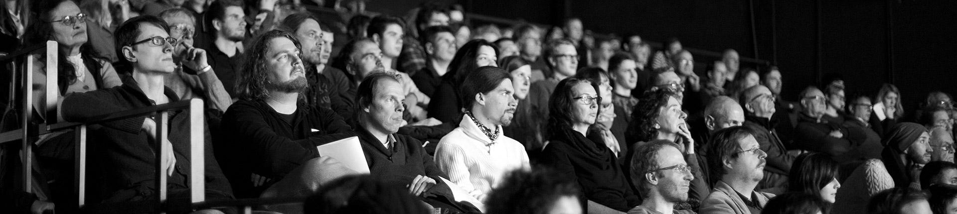 Kurzfilmwettbewerb Bilderbeben, Publikum