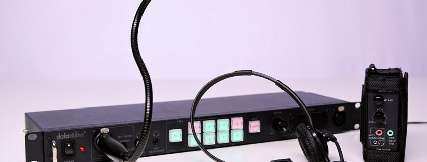 DataVideo ITC100 Intercom