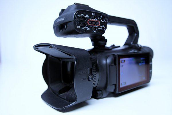 Canon XA 20 HD-Camcorder