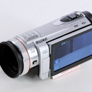 Panasonic HD 909 Consumer-HD-Camcorder