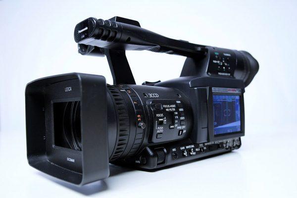 Panasonic HPX 171 HD-Camcorder mit P2-Karten
