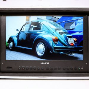 16-Zoll-Monitor Lilliput-BM150-4k, Vorderansicht