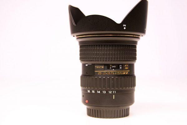 Tokina AT-X 11-16mm F2.8 Pro DX II, Super-Weitwinkel
