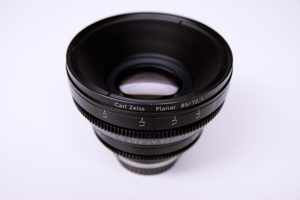 Zeiss Compact Primes Objektiv CP2 85mm F2.1