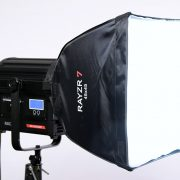 Rayzr 7 300W Daylight LED-Fresnel-Light Softbox-1