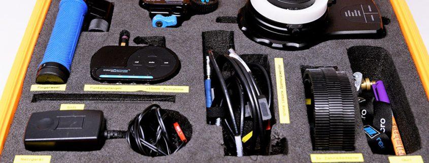 Redrock Funkschärfe Koffer