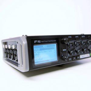 Recorder Zoom F4