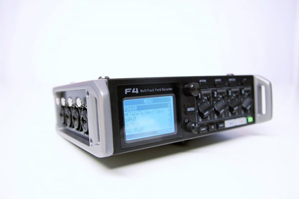 Recorder Zoom F4