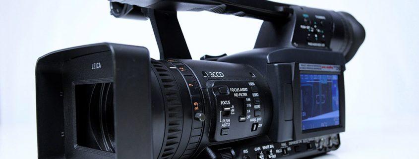 Kamera Panasonic HPX 171