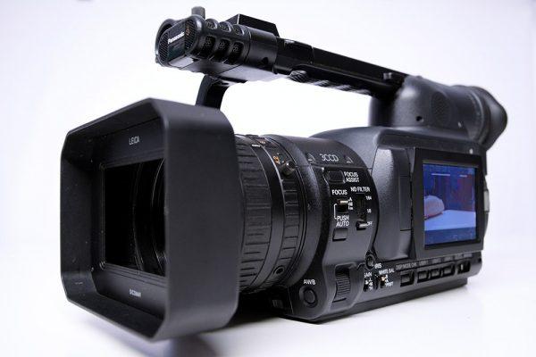 Kamera Panasonic HVX 201