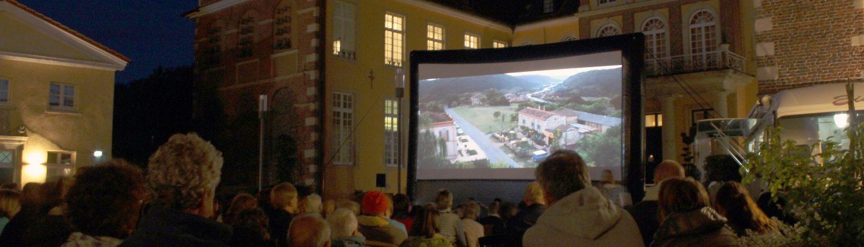 Open Air Kino Velen Filmschauplätze NRW