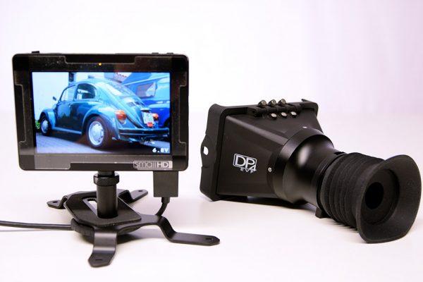 Monitor Small HD DP4