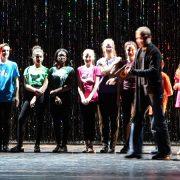 Dance Out Bühnenprobe