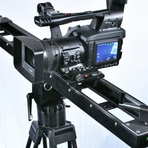 Cineslider mit Kamera