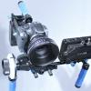 Schulterstütze Redrock mit Kamera