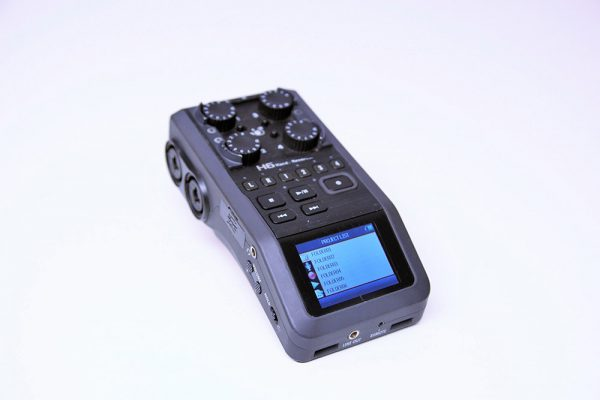 Recorder Zoom H6
