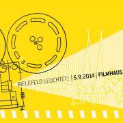 Bielefeld leuchtet zu 800 Jahre Bielefeld