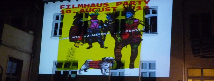 Filmhaus Party 2013