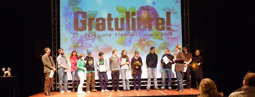 Bilderbeben Thema Feiern 2009