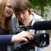Medienpädagogik Bingo Auftakt 2010 am Filmhaus