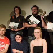 Drehbuchslam im Filmhauskino 2014