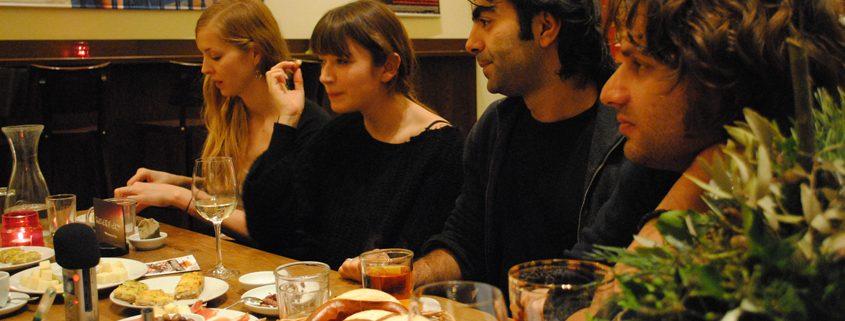 Fatih Akin mit Crew im Lichtwerk 2009