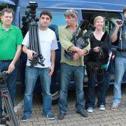 Filmhaus Aufnahmeteam 2012