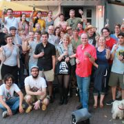 Filmhaus Partyteam 2012
