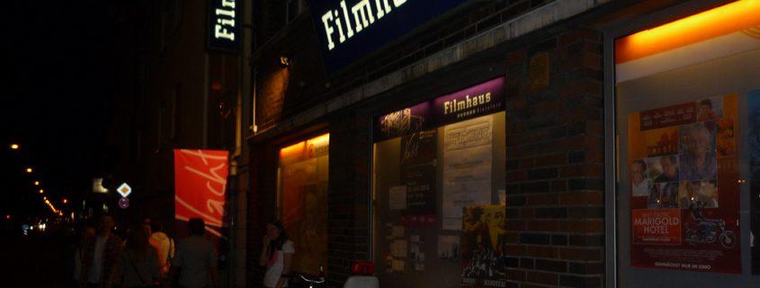 Filmhaus bei den Nachtansichten 2012