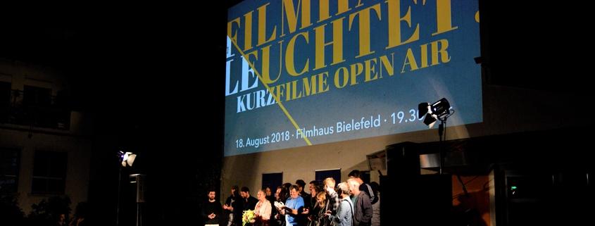 Filmhaus Kurzfilme Open Air
