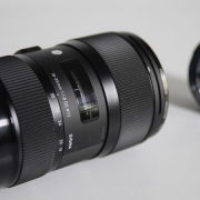 Optik Sigma 18-35 mm