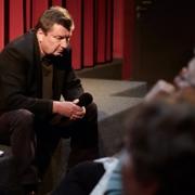 Murnau-Filmpreisträger Aki Kaurismäki im Lichtwerk 2012
