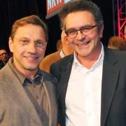 Filmprogrammpreis 2011 mit Richy Müller und Jürgen Hillmer