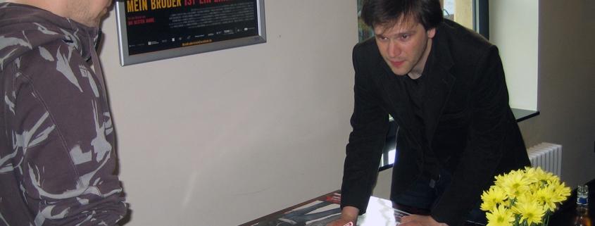 Sven Taddicken im Lichtwerk