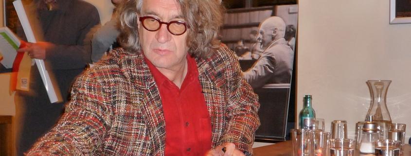 Wim Wenders im Lichtwerk 2008