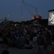 Open Air Kinotechnik Mondscheinkino