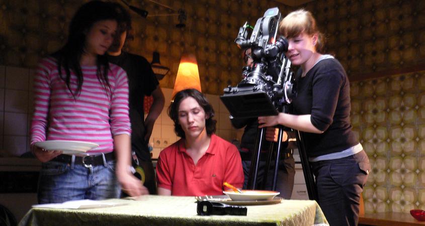 Kurzfilmworkshop No Time