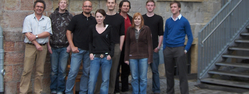 Lichtwerk-Team 2006