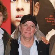 Marvin Hesse und Pepe Danquart mit Jürgen Hillmer