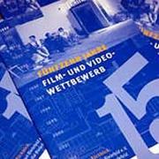 Broschüre zum 15. Kurzfilmwettbewerb