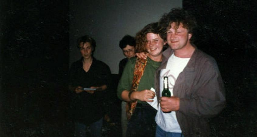 Siegerduo Dorothée Meersmann und Rainer Kobinger