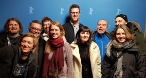 Bielefelder Fanpool auf der Berlinale