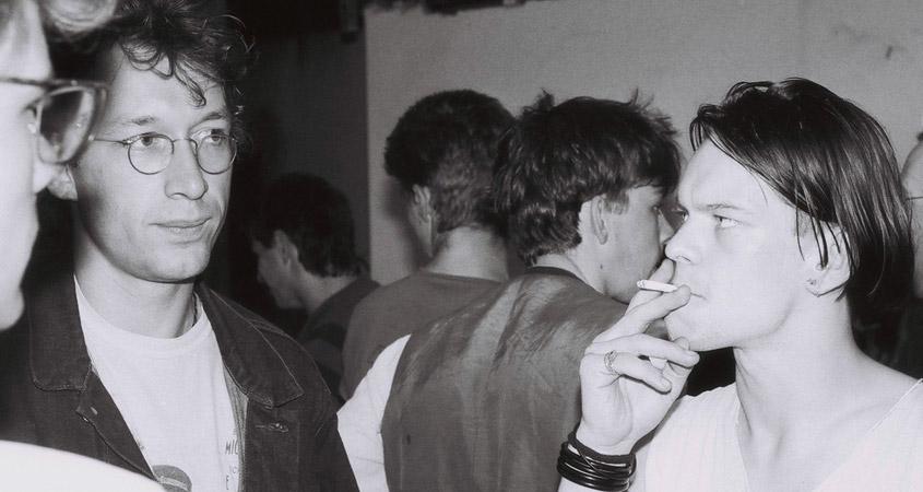 Bilderbeben mit Reddemann und Stöve 1992