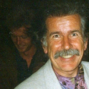 Jürgen Heckmanns zu Gast im Lichtwerk 1991.