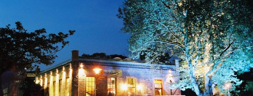 Lichtwerk bei den Nachtansichten 2007